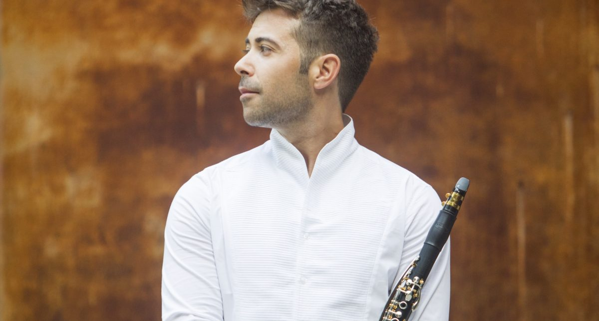 Pablo starts a new time as an exclusive Backun Clarinets International Artist